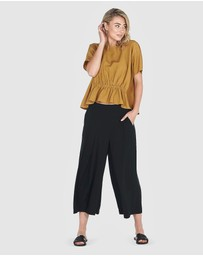 Privilege - Saba Pleated Culottes