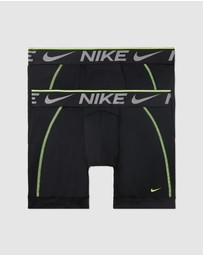 Nike - Breathe Boxer Briefs - 2-Pack