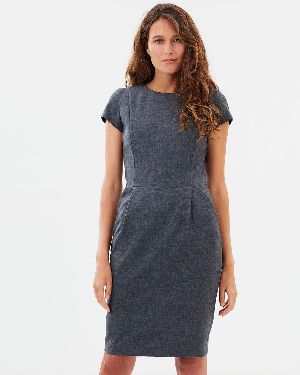 Farage Lane Dress Dresses Grey Lane Dress