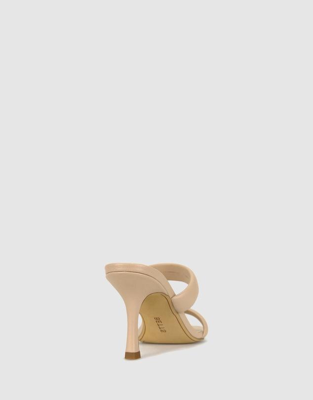 Women Cammy Stiletto Heel Mules