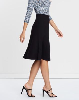 Sportscraft Cynthia Ponte Skirt - Skirts (black)