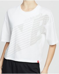 New Balance - Essentials NB Speed Graphic Tee