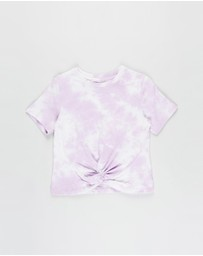 Free by Cotton On - Twist Front Tee - Teens
