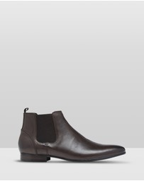 Oxford - Rupert Leather Boots