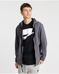 Nike - Sportswear Tech Pack Hooded Full-Zip Jacket