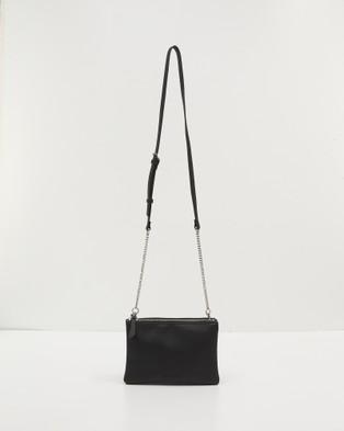 Tony Bianco Ilias - Handbags (Black)