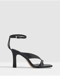 TOPSHOP - Reid Vegan Strappy Sandals