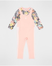 adidas Originals - LS Jumpsuit Set - Babies-Kids