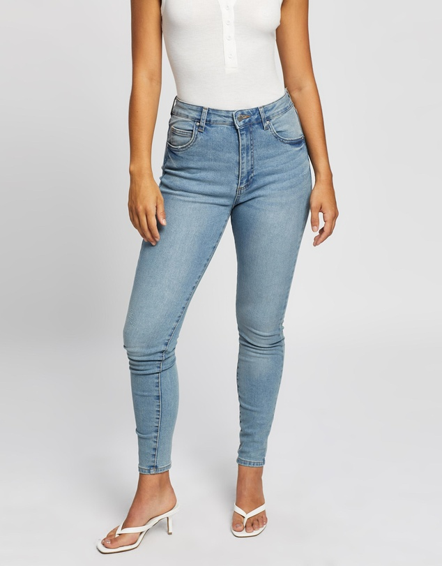 Cotton On - High Skinny Jeans