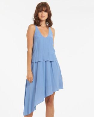 Amelius – Pearl Dress Blue