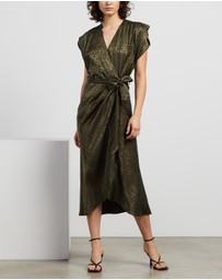Ginger & Smart - Solace Wrap Dress