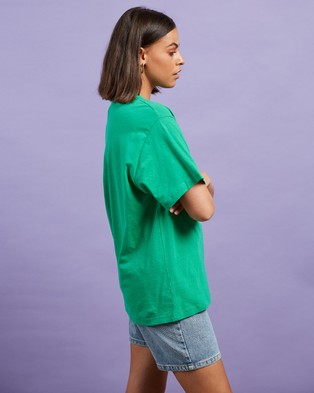 Rolla's Houlihans Tomboy Tee - T-Shirts & Singlets (Green)