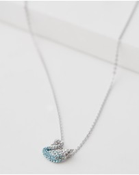 Swarovski - Swan Pendant Small Necklace