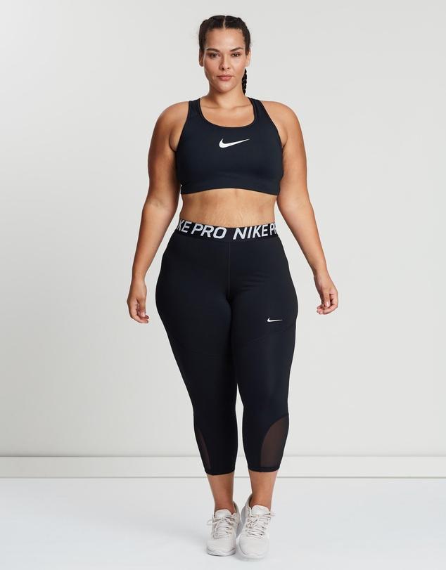 Women Swoosh Medium Support Sports Bra Plus