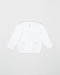 Polo Ralph Lauren - Sweet Combed Cotton Cardigan - Babies