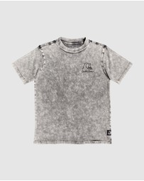 Quiksilver - Boys 8-16 Lennox Head T Shirt