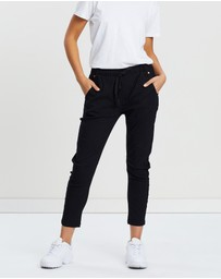 DRICOPER DENIM - Active Stripe Pants