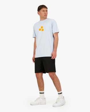 Huffer Delta Shorts - Shorts (Black)