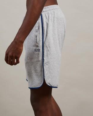 BOSS Mix&Match Loungewear Shorts - Sleepwear (Light Pastel Grey)