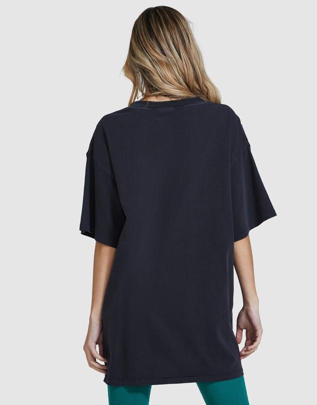 Women Cat Claws Oversized T-Shirt Dress