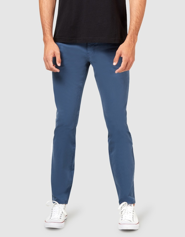 Jeanswest - Slim Tapered Jeans Spring Blue