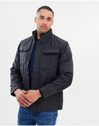 Burton Menswear - Waxed Four Pocket Jacket