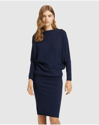 Oxford - Emma Knitted Dress