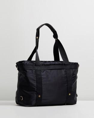 ANDI New York The Andi - Backpacks (Diamond Black & Gold)