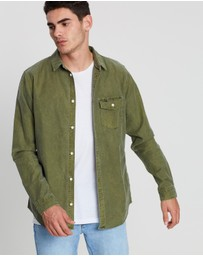 Tommy Jeans - Washed Oxford Shirt