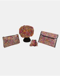 Dilly's Collection - Retro Cosmetic Travel Gift Set