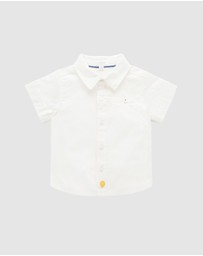 Purebaby - Safari Shirt - Babies-Kids