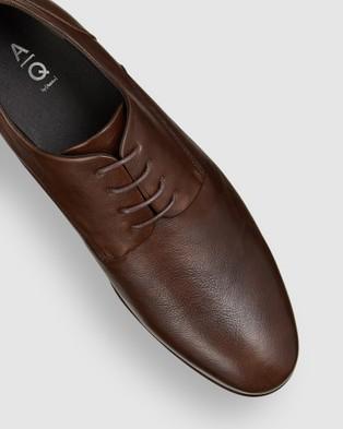 AQ by Aquila Doug - Dress Shoes (Brown)