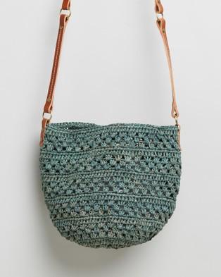 Sans Arcidet Paris Kapity Bag Small MR C - Handbags (Light Green)