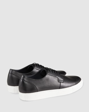 AQ by Aquila Burnie Sneakers - Lifestyle Sneakers (Black)