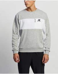 New Balance - Athletics Fleece Crew