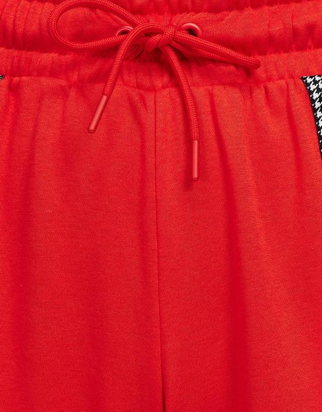 Women Sportswear Icon Clash Fleece Mid-Rise Joggers