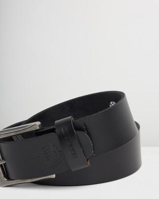 Element Leather Belts
