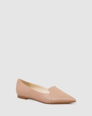 Nine West Susie - Flats (TAN)