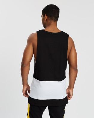 VILLIN Fast Sleeveless Tank - T-Shirts & Singlets (Black)