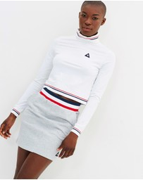 Le Coq Sportif - Claudette Long Sleeve Top