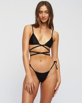Lioness The Jacquie - Bikini Set (Black)