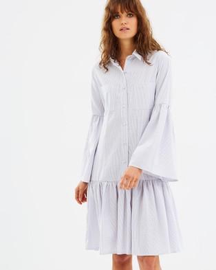 DELPHINE – Libertine Shirt Dress