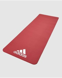 adidas Performance - adidas Fitness Mat Red