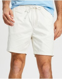 Gant - Relaxed Embroidered Shorts