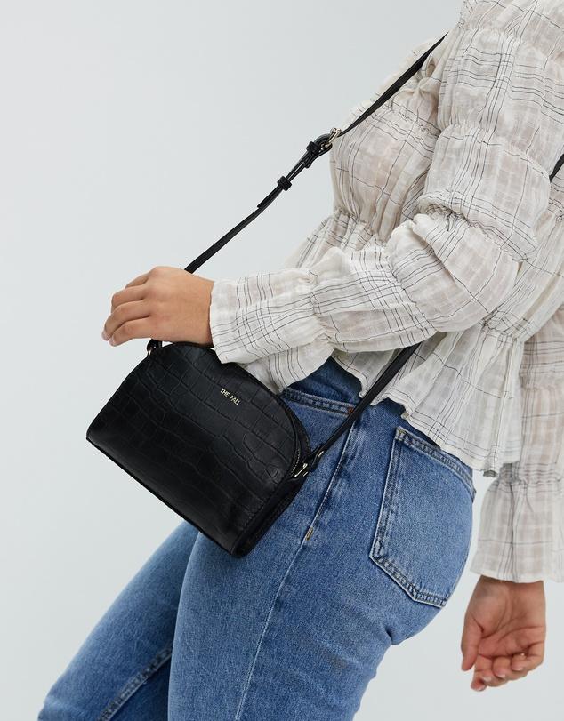 Women Half Moon Cross Body Bag