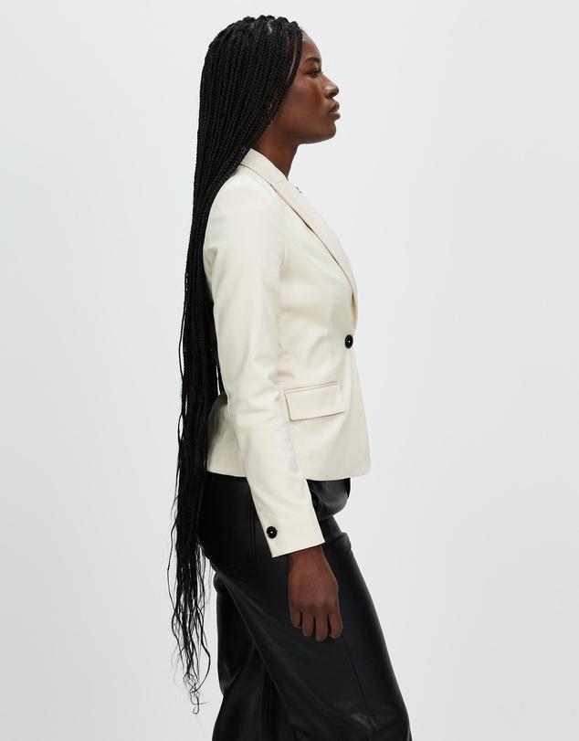 Women Structured Suit Blazer
