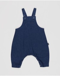 Bonds Baby - Denim Overalls - Babies