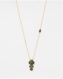 Dune Rising Drop Necklace