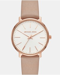 Michael Kors - Pyper Brown Analogue Watch