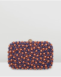 From St Xavier - Marcela Box Clutch